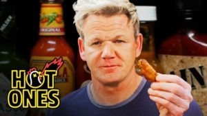 """First We Feast : """"Hot Ones"""" 5"""