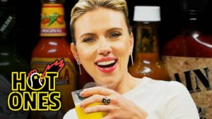 """First We Feast : """"Hot Ones"""" 3"""
