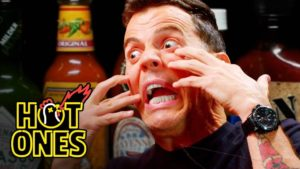 """First We Feast : """"Hot Ones"""" 4"""