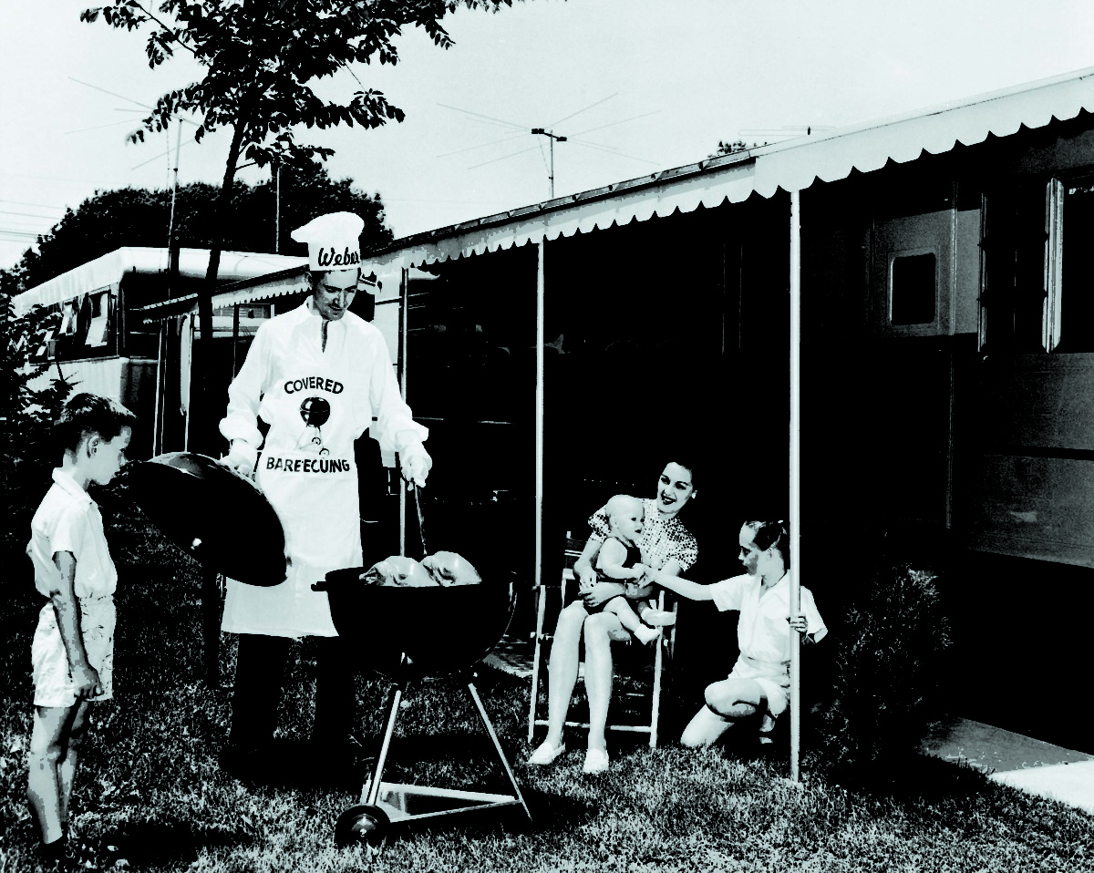 Read more about the article Les origines du Barbecue