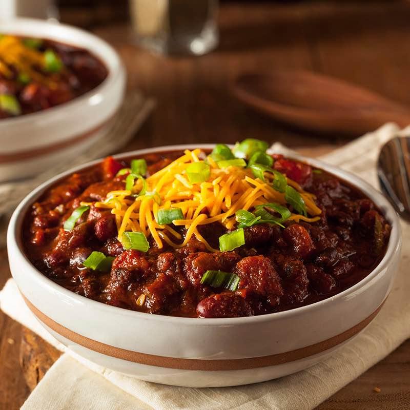 Les origines du Chili Con Carne….