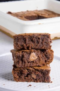 Read more about the article Brownies à la Mexicaine