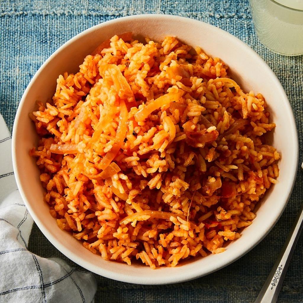 Riz Jollof du Nigéria