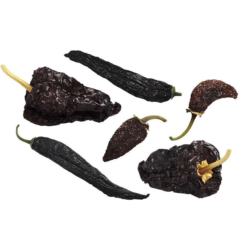 Pack de 5 variétés de piments Mexicains