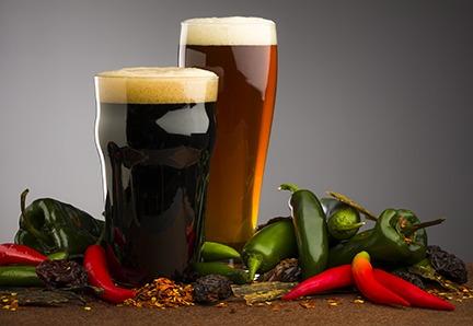 Les Bières au Piment