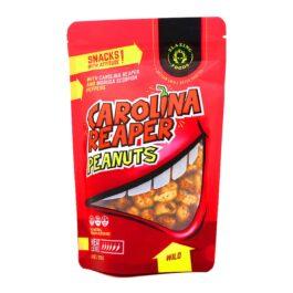Cacahuètes grillées aux piments extrêmes