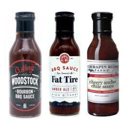 Pack Découverte Sauces BBQ