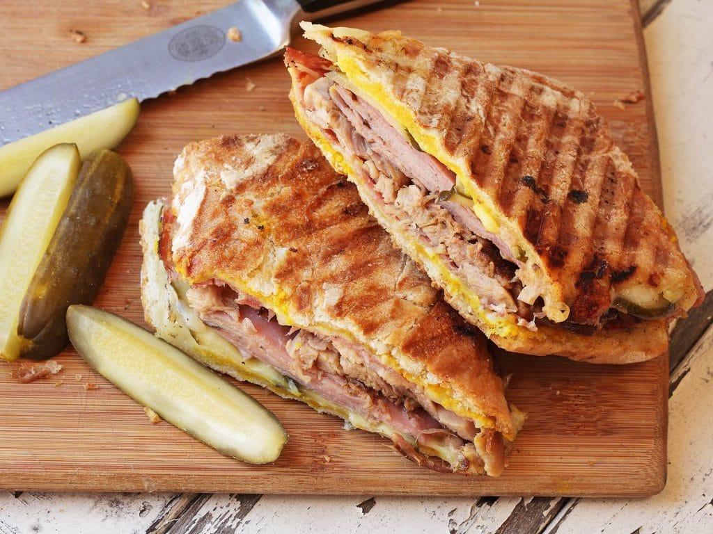 You are currently viewing Sandwich Cubain épicé